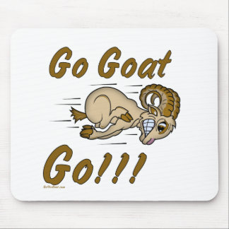 Cute and Funny Goat Mousepad