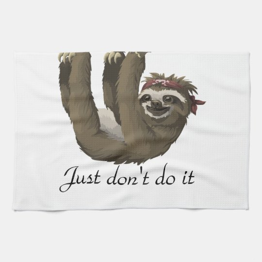 Cute and funny sloth || Just don't do