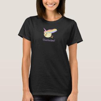 """Cute and funny """"Unichicken"""" Women's Tshirt! T-Shirt"""