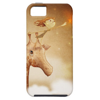 Cute and imaginative illustration iPhone 5 covers