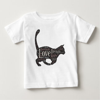 Cute and inspirational cat Fine Jersey T-Shirt