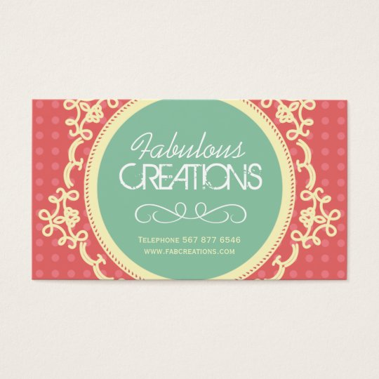 Cute and Playful Business Cards