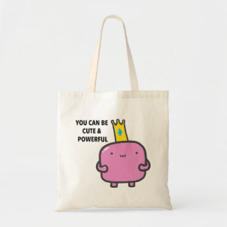 Cute And Powerful Tote Bag