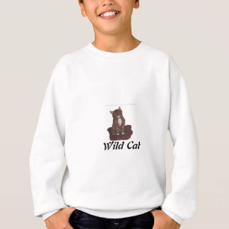 Cute and scary Kitten Sweatshirt