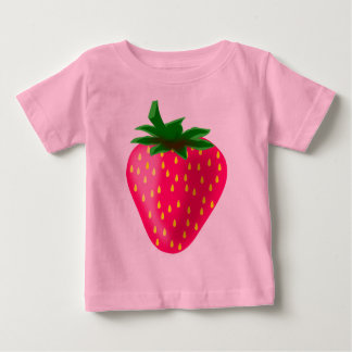 Cute and sweet strawberry baby T-Shirt