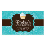 Cute and Whimsical Bakery Business Card