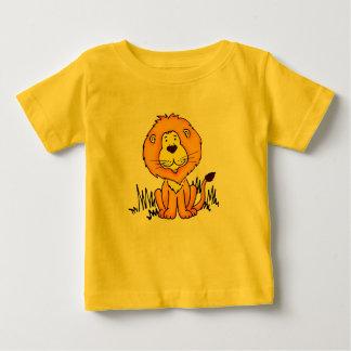 Cute animal Lion kids t-shirt