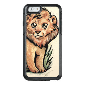 Cute Animal:  Lion OtterBox iPhone 6/6s Case