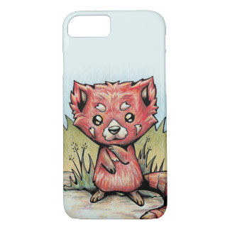 Cute Animal:  Red Panda iPhone 8/7 Case