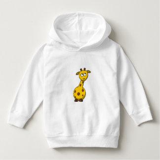 Cute Animal Yellow Giraffe - Hoodie Sweater