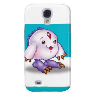 Cute Anime Monster Galaxy S4 Case
