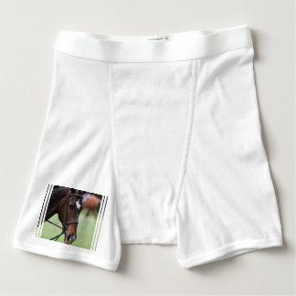 Cute Arabian Horse Boxer Briefs