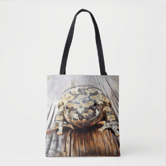 Cute Artistic Tree Frog Painting Tote Bag