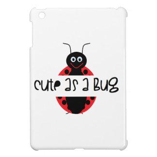 cute as a bug iPad mini cover