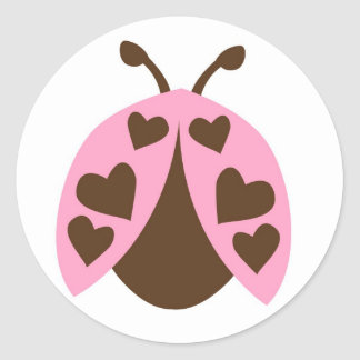 Cute as a Bug Stickers