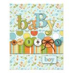 Cute as a Button Advice Card Custom Flyer