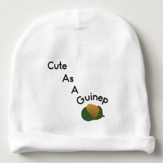 """""""Cute as a Guinep"""" Baby cap Baby Beanie"""