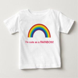 CUTE AS A RAINBOW INFANT T-Shirt