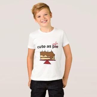 Cute as Cake Kids Shirt
