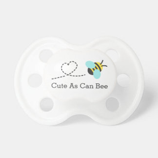 Cute as can bee, for babies dummy