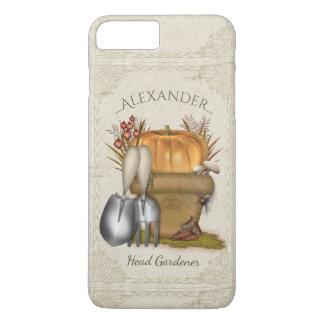 Cute Autumn Gardening iPhone 8 Plus/7 Plus Case