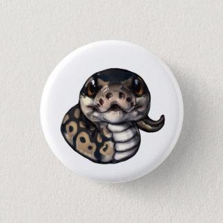 Cute Baby Ball Python Button (Normal)