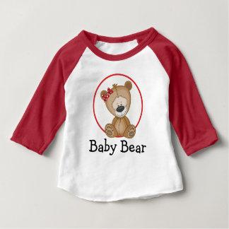 Cute Baby Bear Baby T-Shirt
