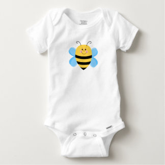 Cute Baby Bee Baby Onesie