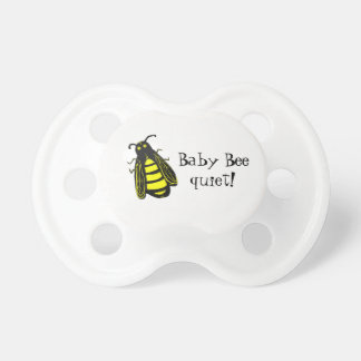 Cute Baby Bee Honeybee with Fun Text Dummy