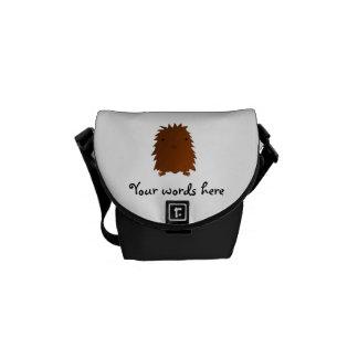 Cute baby bigfoot commuter bag