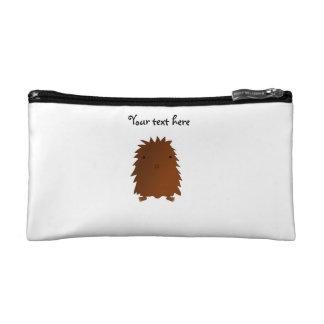 Cute baby bigfoot makeup bag
