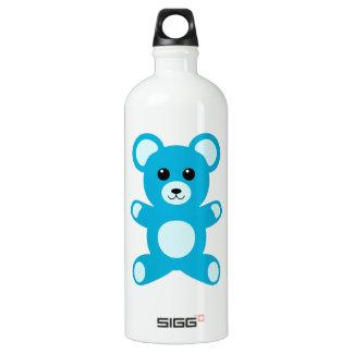 Cute Baby Boy Blue Teddy Bear SIGG Traveller 1.0L Water Bottle