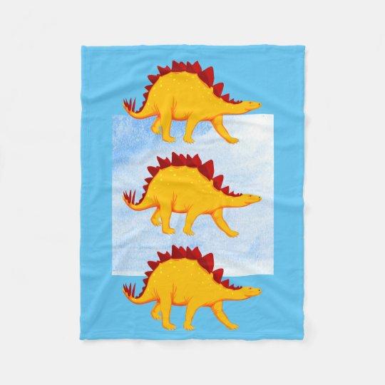 Cute Baby Boy or Kids Dinosaur Animals Blue