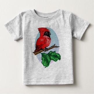 Cute Baby Cardinal Shirt 2