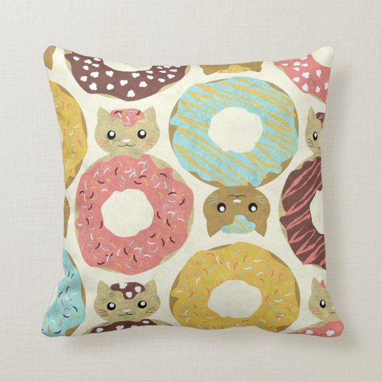 CUTE BABY CATS CUSHION