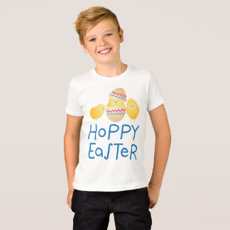 Cute Baby Chicks Easter Shirts For Boys