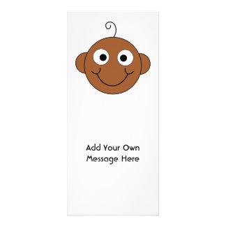 Cute Baby. Custom Text. Rack Card Design