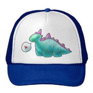 Cute Baby Dinosaur Trucker Hat