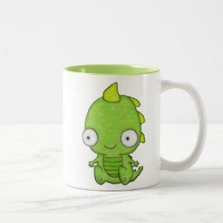 Cute Baby Dragon Coffee Mugs