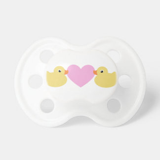 Cute Baby Ducks Pacifier