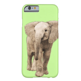 Cute Baby Elephant Barely There iPhone 6 Case