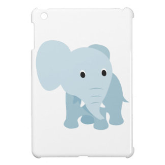 Cute Baby Elephant iPad Mini Cover