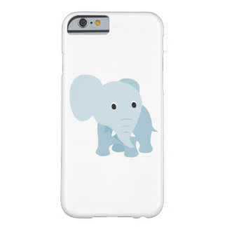 Cute Baby Elephant iPhone 6/6s Barely There iPhone 6 Case