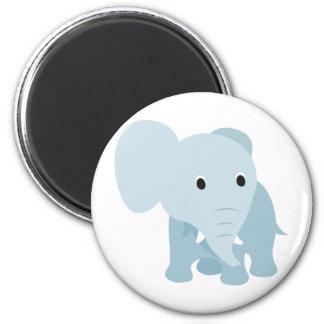 Cute Baby Elephant Magnet