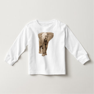 Cute Baby Elephant Toddler T-Shirt