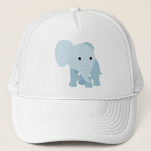 c039a94b0d37c Cartoon Elephants Hats   Caps