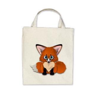 Cute Baby Fox Bag
