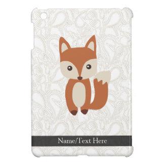 Cute Baby Fox iPad Mini Covers
