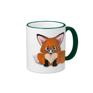 Cute Baby Fox Mug