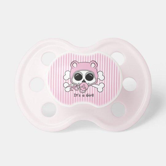 Cute Baby Girl Skull Dummy